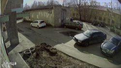 Скриншот вариофокальной видеокамеры
